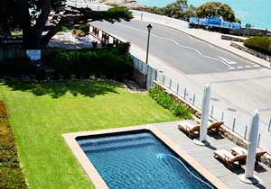74 on Marine Hermanus, Swimming Pool
