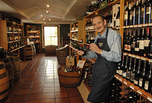 Paul Du Toit Wine Village Owner