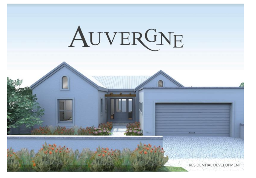 Auvergne: Vermont's New Exciting Residential Estate