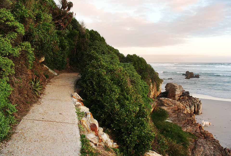 Cliff Path through Hermanus