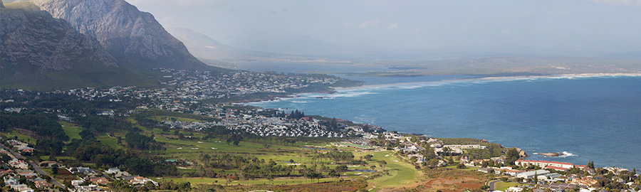 Rotary Way View of Hermanus