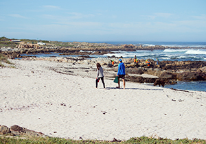 Sandy Shores at Sandbaai Beach