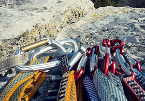 Abseiling Equipment
