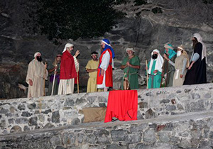 Passion Play Old Harbour
