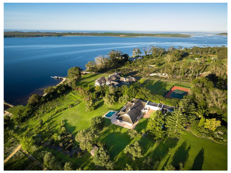 Smallholding Promises Holistic Lifestyle for R18m in Hermanus Lagoon